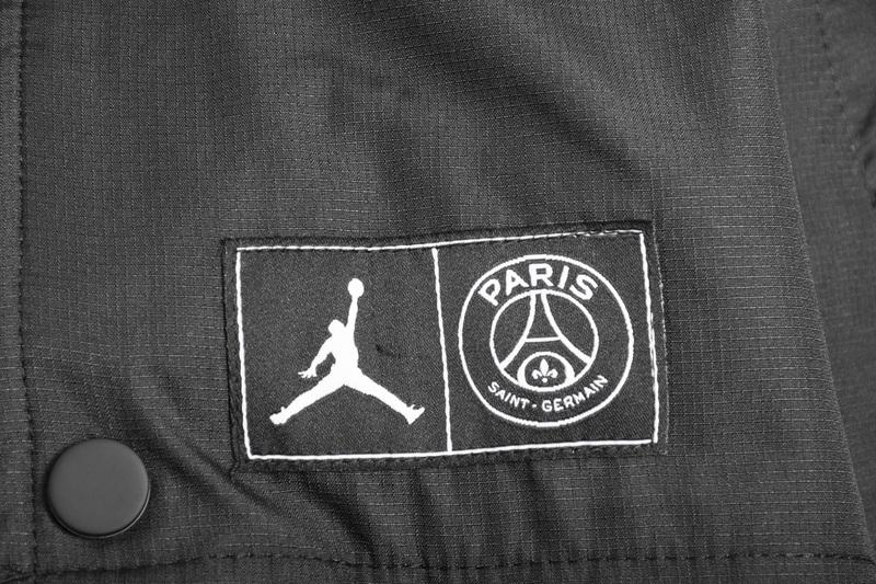 fed52840246 1 18 19 PSG AJ JORDAN coaching jacket - $35.00 : Mrdeerkits.com
