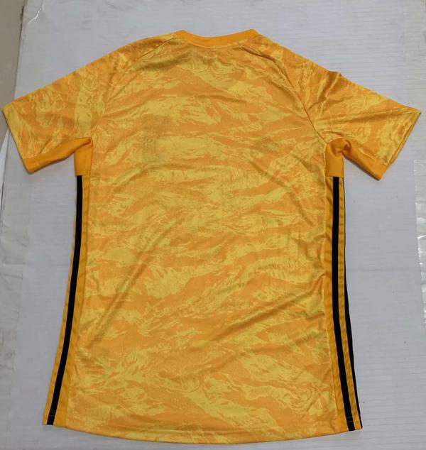 2019 20 Juventus Yellow Goalkeeper Jersey 17 00 Mrdeerkits Com